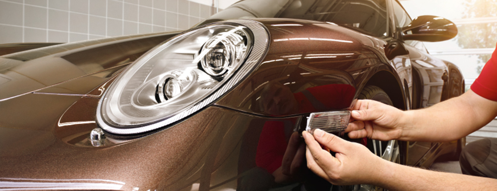Porsche Dynamic Repair