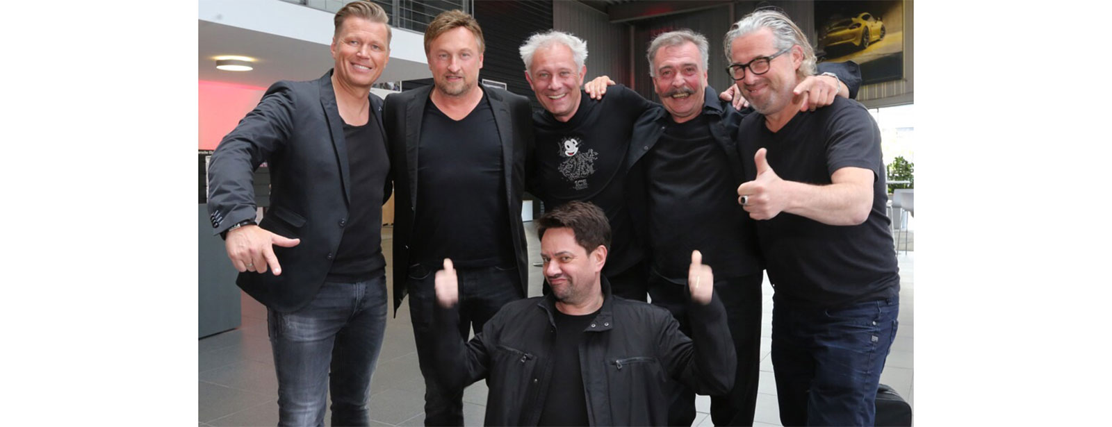 Porsche Zentrum Kassel » Events 2015